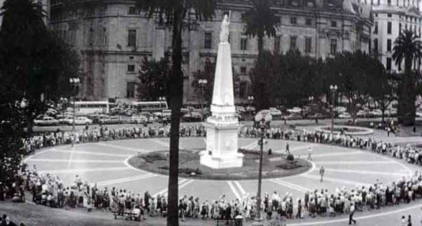 La Plaza del 24