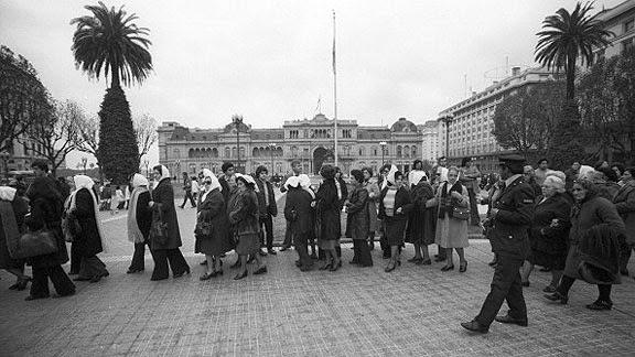 1978 - Madres de Plaza de Mayo